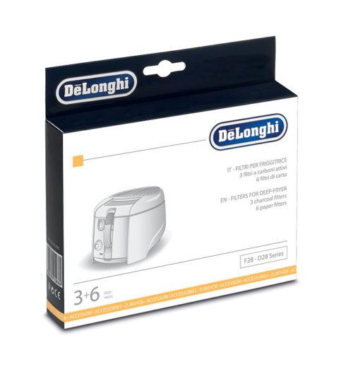 Delonghi Filterkit RotoFry zu F28 - D28
